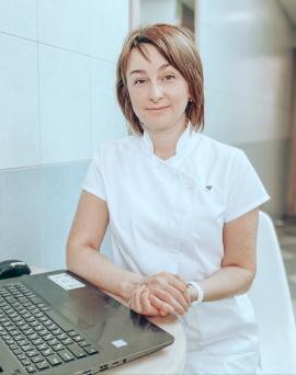 Щербий Ирина Олеговна